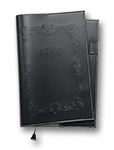 LIFE Noble Note Cover B5 Black  [NC3]