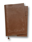LIFE Noble Note Cover B5 Brown  [NC4]